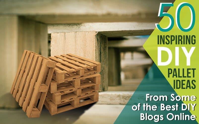 50 Inspiring Diy Pallet Projects, Pallets Furniture Ideas