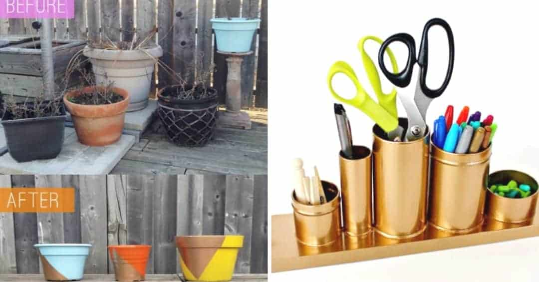 6 diy spray paint ideas