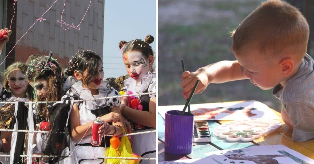 Event Planning Tips_ 7 Kids Outdoor Party Ideas