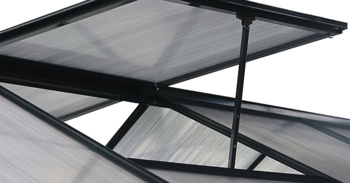 proper greenhouse ventilation for your greenhouse