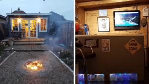 Customer Story - Mark's Log Cabin